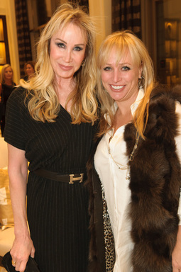 Angie Barrett & Kerenza Vest