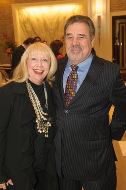 Elaine Everitt & Mickey Munir