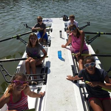 Middle School Rowing Clinic
